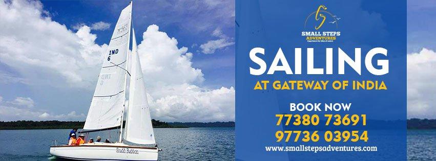 Sea sailing At Gateway Of India - Tour