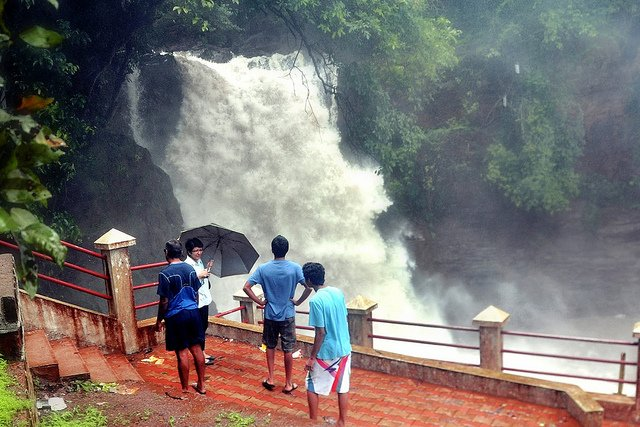 Amazing Monsoon Waterfall Tour - Tour