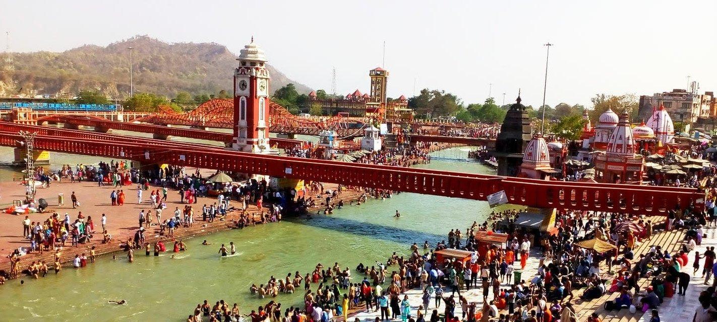 Haridwar - Gateway To Garhwal - Tour