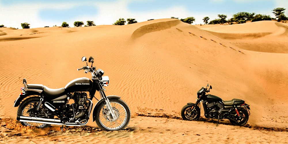 Rajasthan Bike Trip - Tour