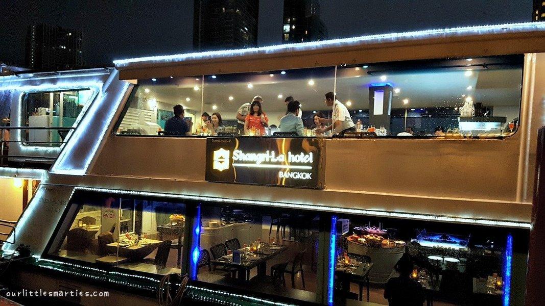 Horizon Shangri-la Dinner Cruise - Tour
