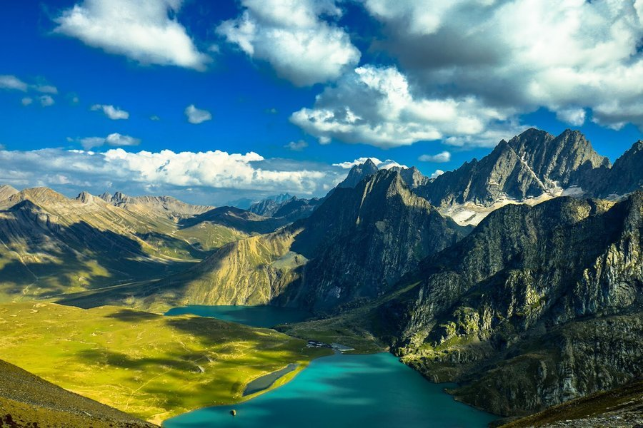 Kashmir Great Lakes Trek - Tour