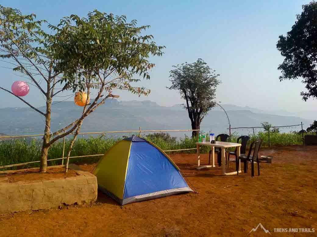 Lohagad-Camping