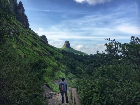 Night Trek to Anjaneri Fort - Tour