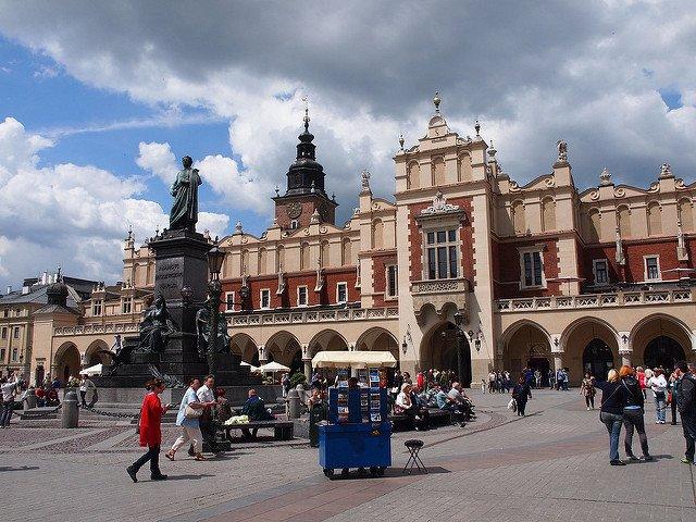 Warsaw to Vienna - Tour