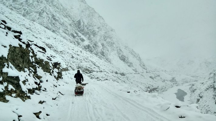 Chadar Frozen River Trek - Zanskar Valley - Tour