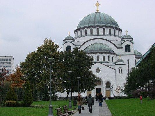 Athens to Belgrade - Tour