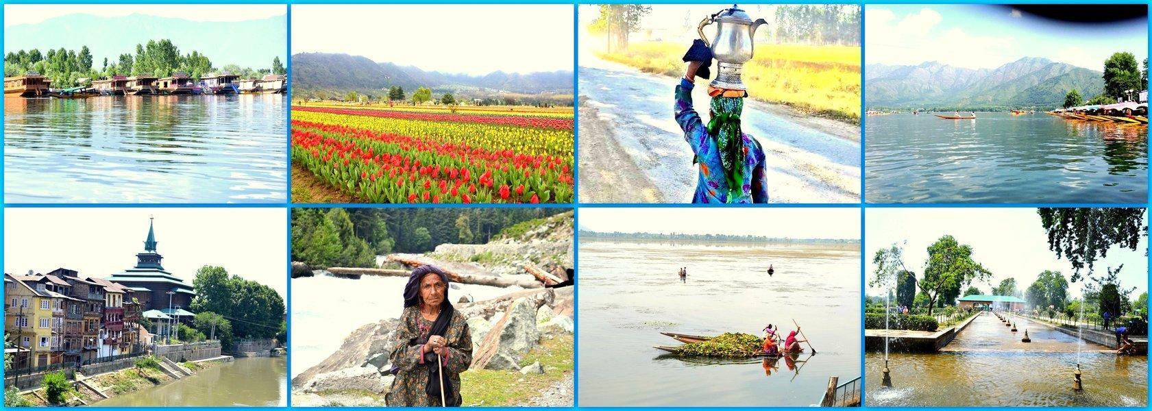 Kashmir Four Seasons - Tour