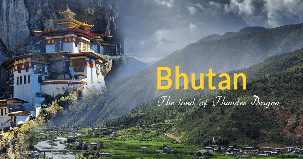 Bhutan Air Package - Tour