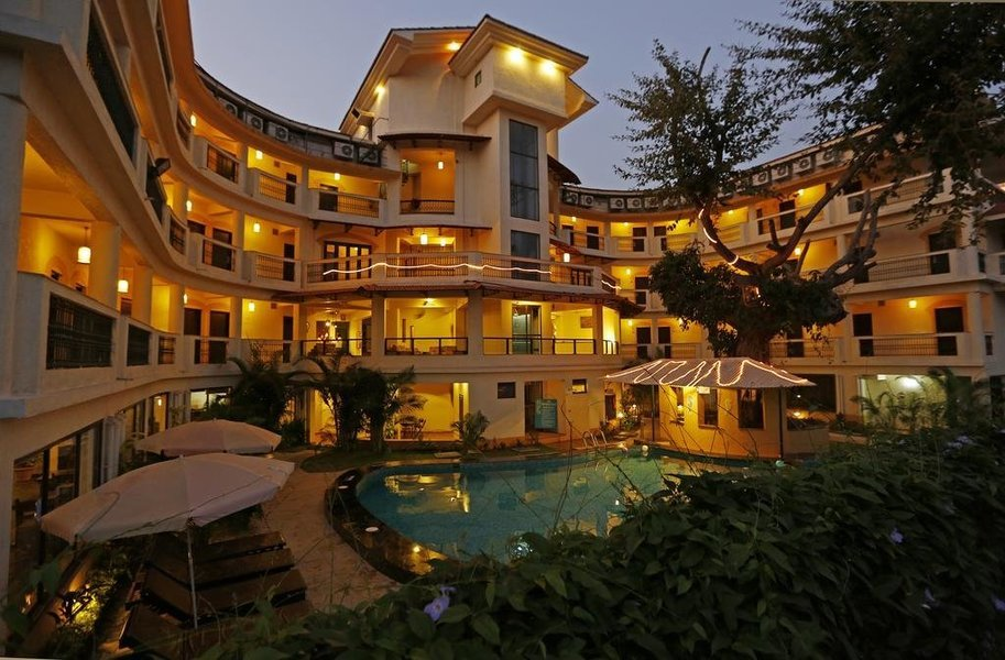 The Sea Horse Resort , Goa  *** - Tour