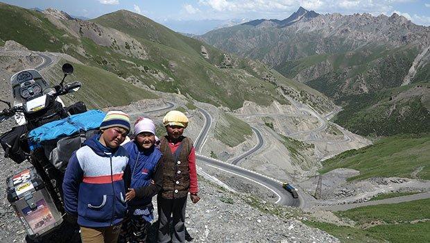Ruta de la seda China - Tour