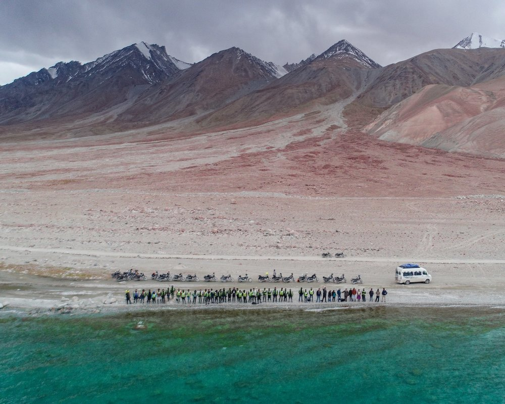 Pangong Lake Camp - Collection