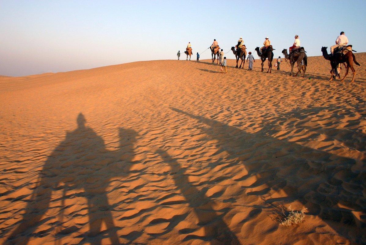 Jaisalmer Desert Camp Package - Collection