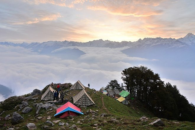 Adventure Camping in Manali - Collection