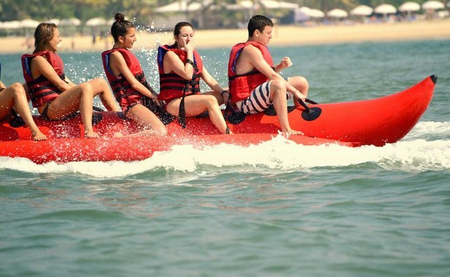 Grande island baot trip + water sports - Tour