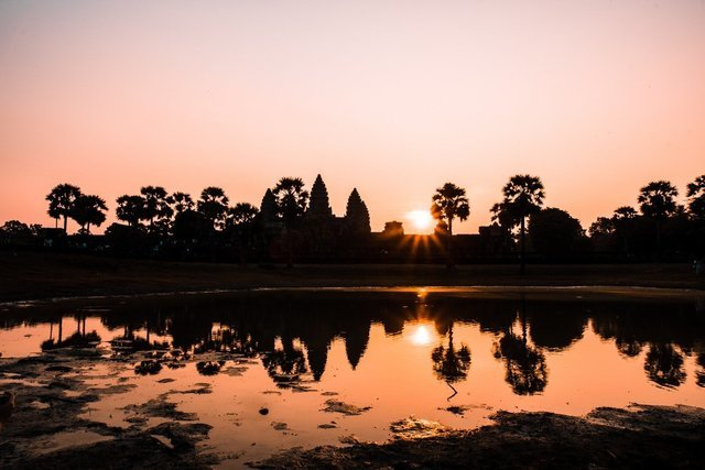 The Wonders of Cambodia - Collection