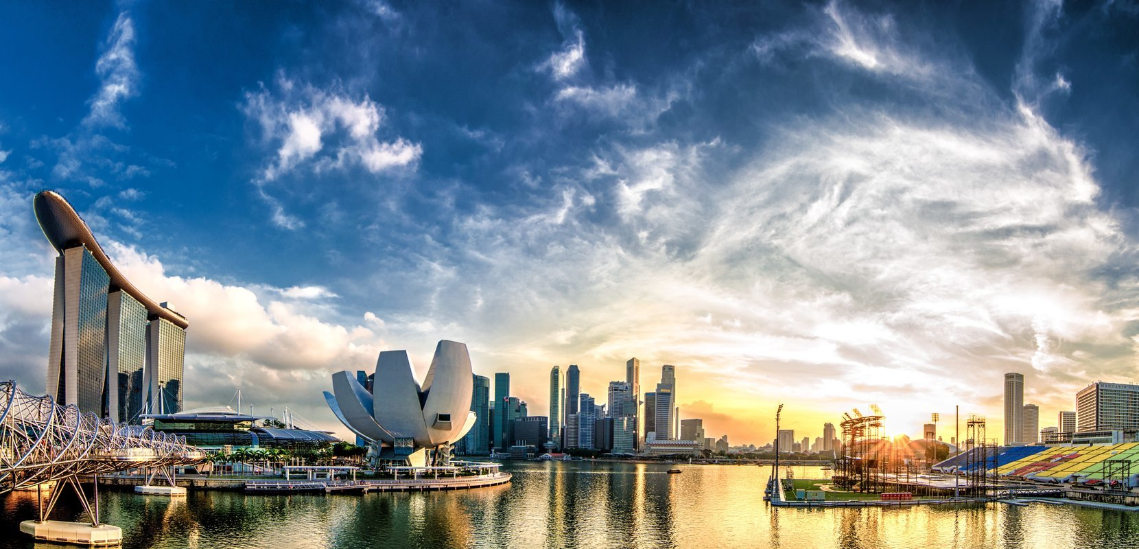 Singapore: Island Reclaimed - Collection