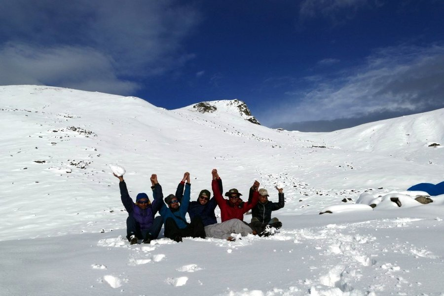 Snow Trek - Auli - Tour