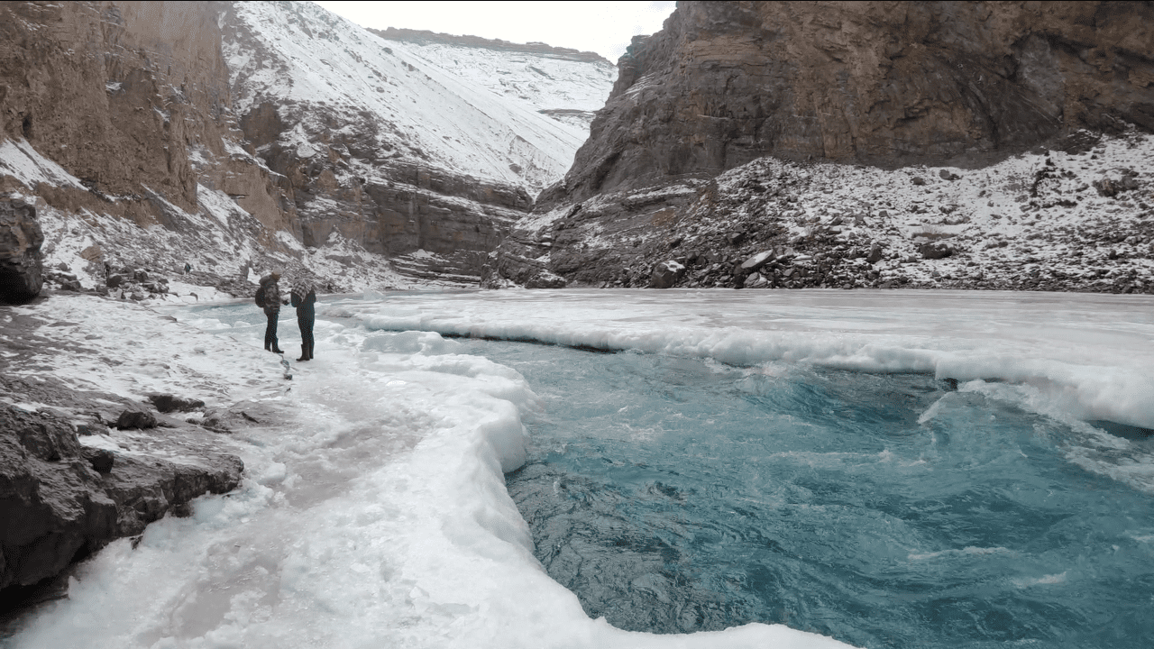 Chadar Frozen River Trek - Collection