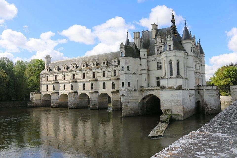 Vale do Loire de bike   03 dias (autoguiado) - Tour