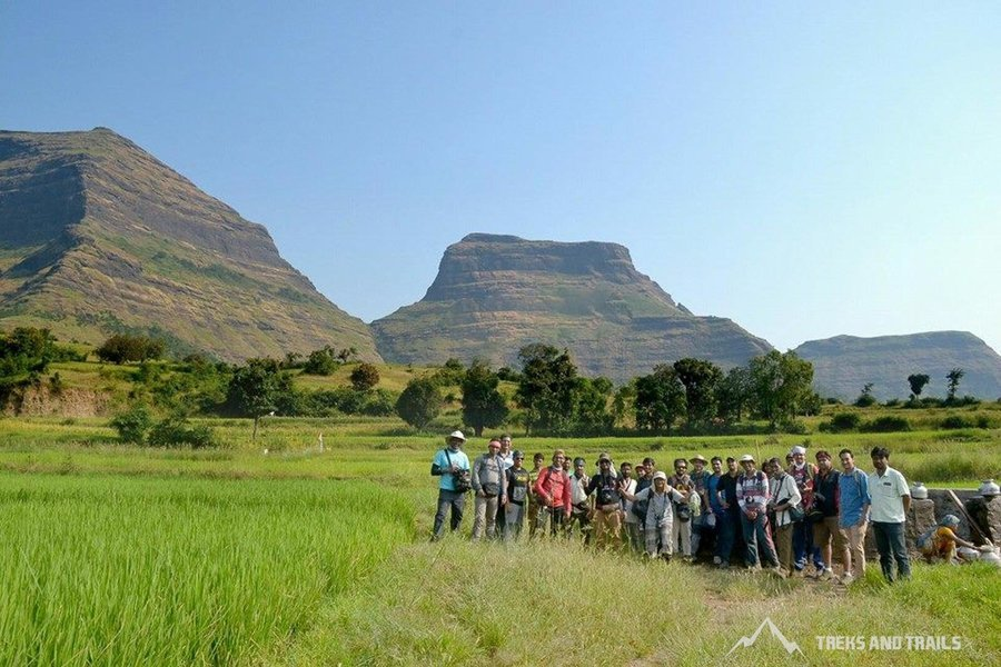 Trek to Salher Salota Mulher Mora Hargad - Tour