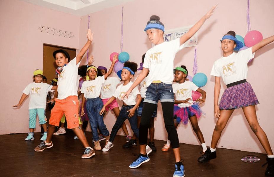 Kids Can Dance Too! - Tour
