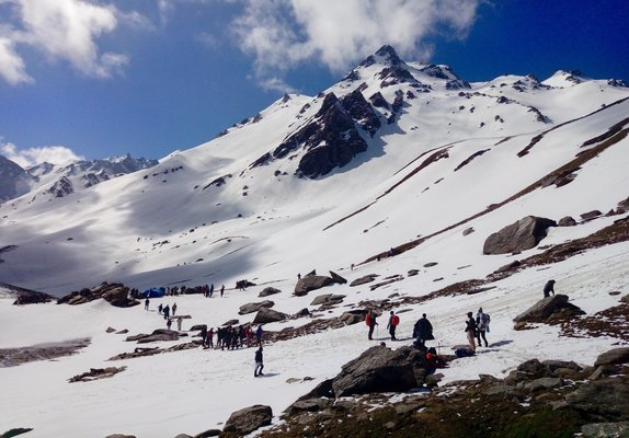 Trek To Sar Pass - Tour