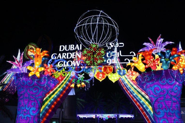 Glow Garden Tickets in Dubai - Tour