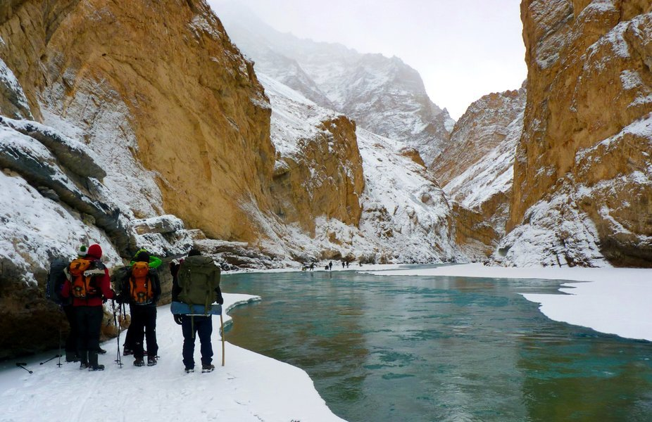 Chaddar Trek (10 Days and 09 Nights) - Tour