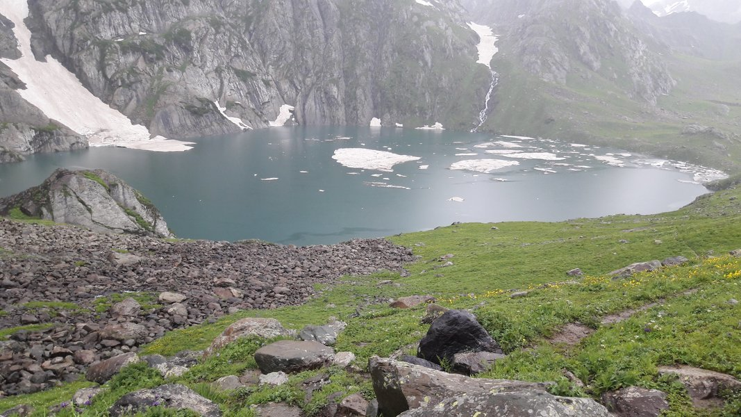 Kashmir Great Lakes Trek (8 Days / 7 Nights) - Tour