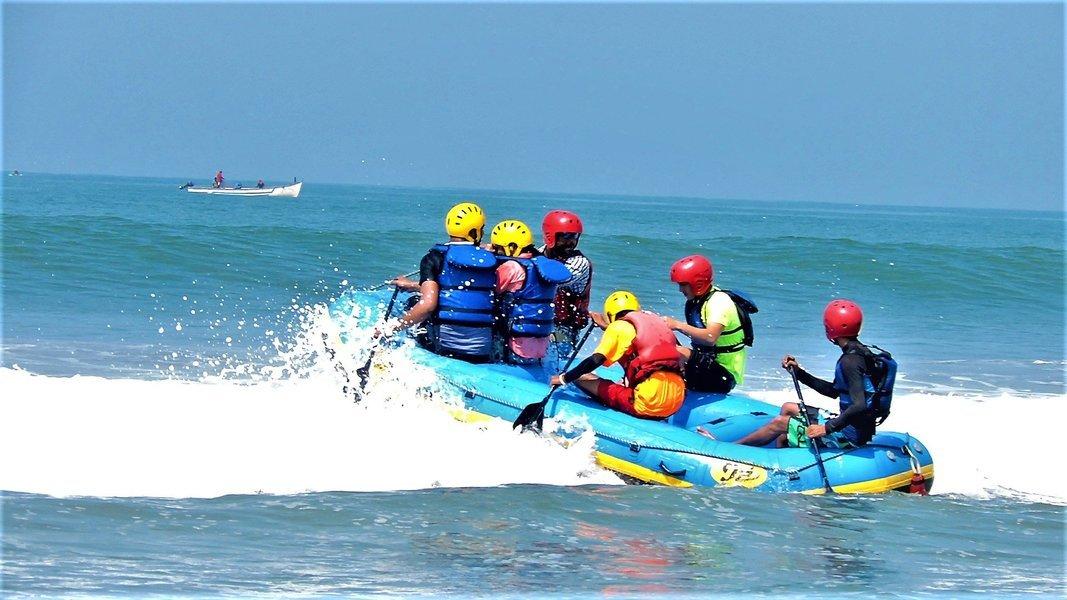Sea Rafting - Tour