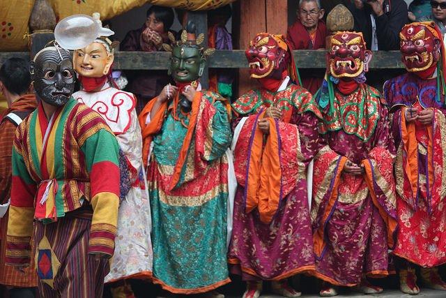 Bhutan 8Nights/9Days - Tour