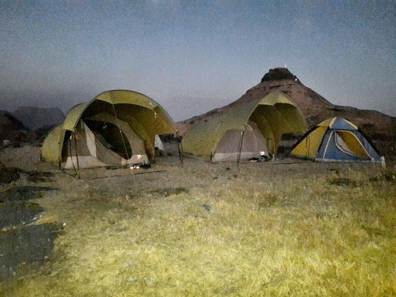 Kalsubai Peak Trek with Camping - Tour