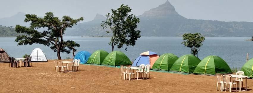 Pawna Lake Camping Basic Package - Tour