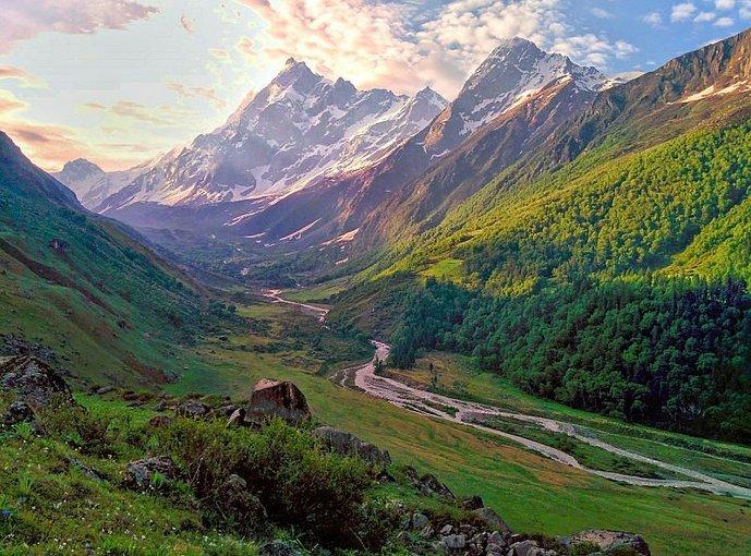 Har Ki Dun Valley Trek - Tour
