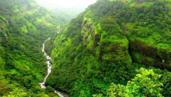 Ulhas Valley Waterfall Trek - Canyon Valley Trek - Tour