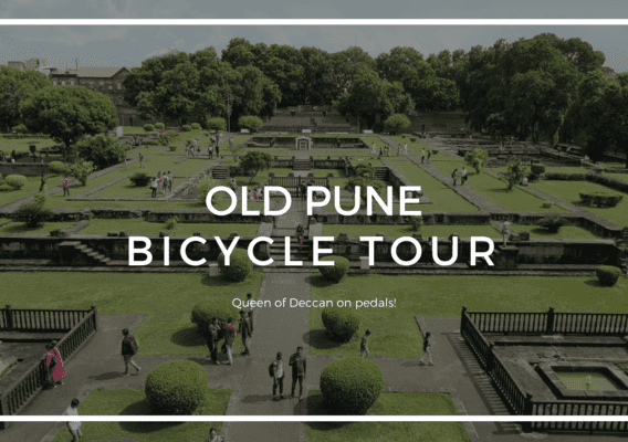 Old Pune Bicycle Tour - Tour