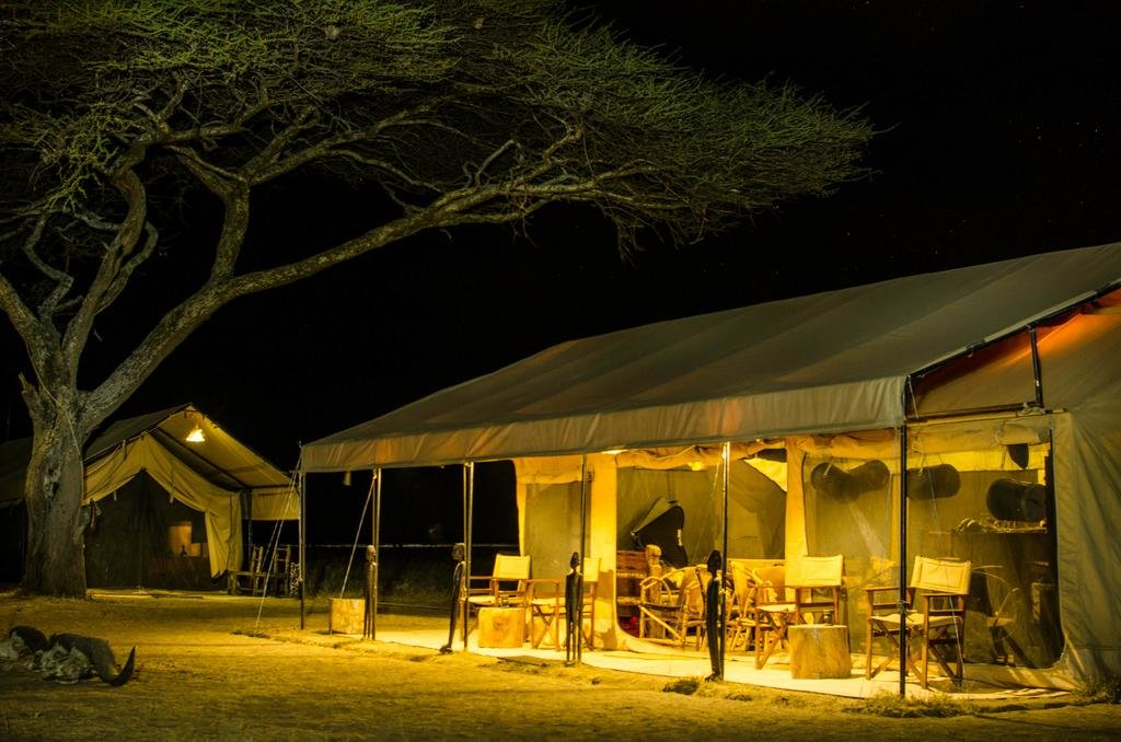 Our favorite accommodation on safari..!
