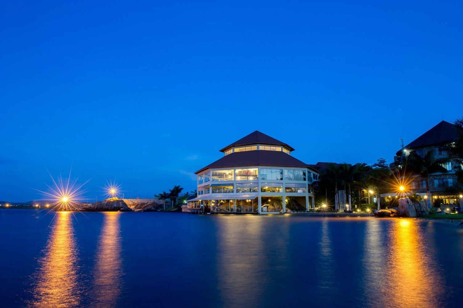 Malaika Beach Resort.