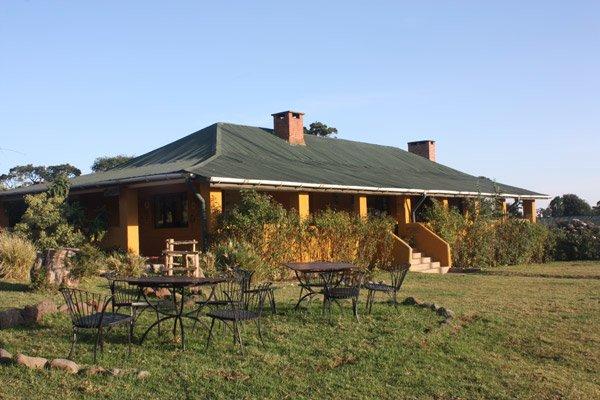 Rhino Lodge.