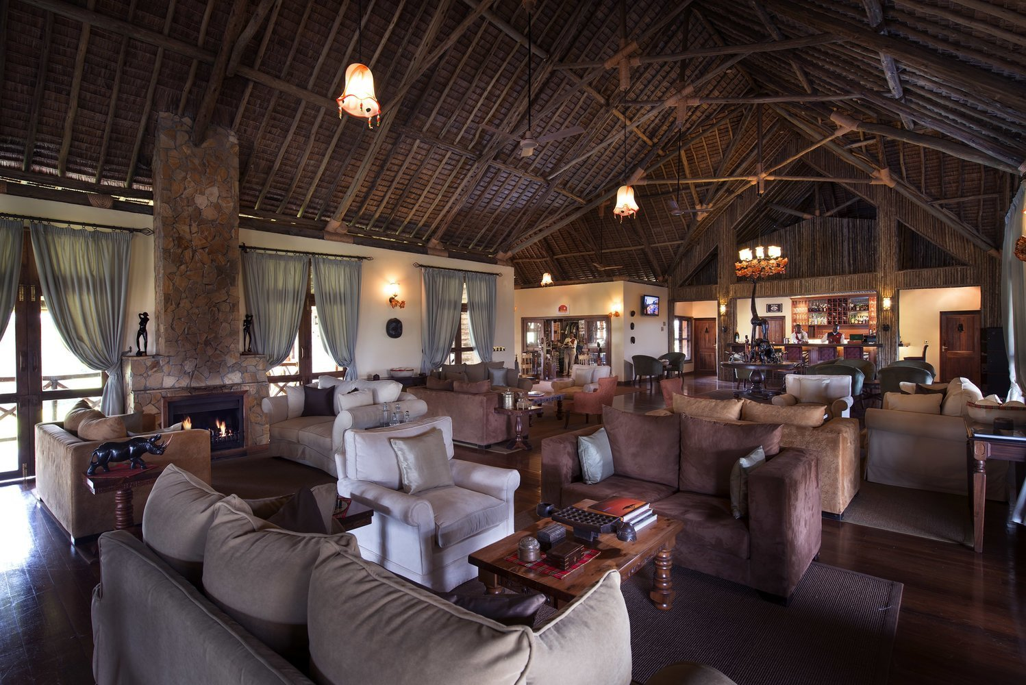 Neptune Ngorongoro Luxury Lodge.