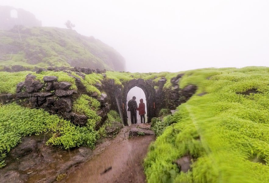 Ratangad Fort and Cave Stay - Tour