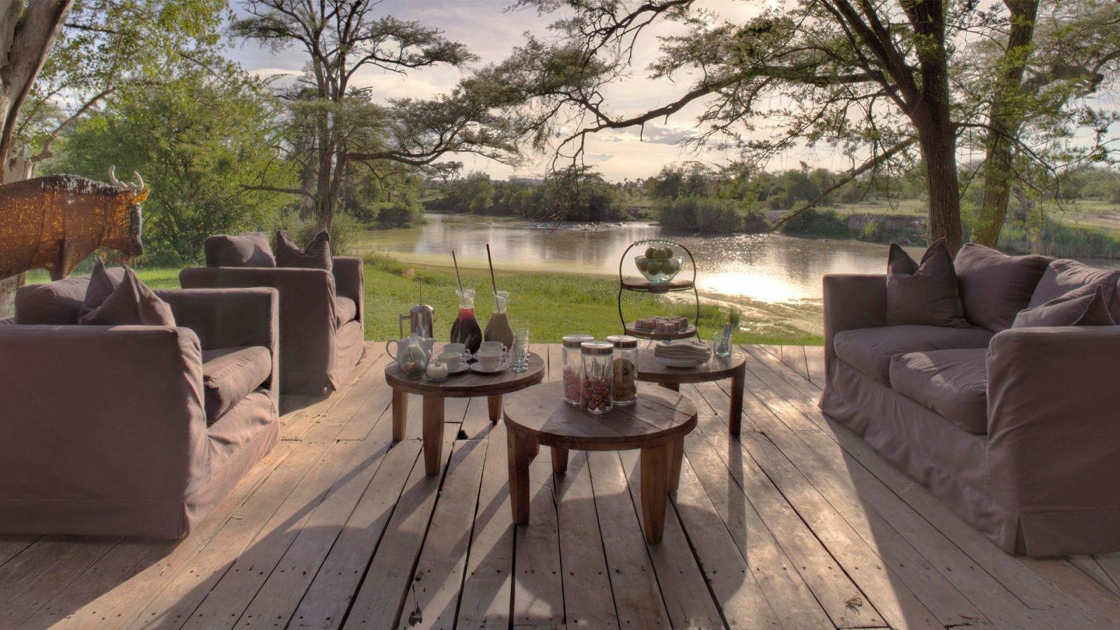 andBeyond Grumet River Camp
