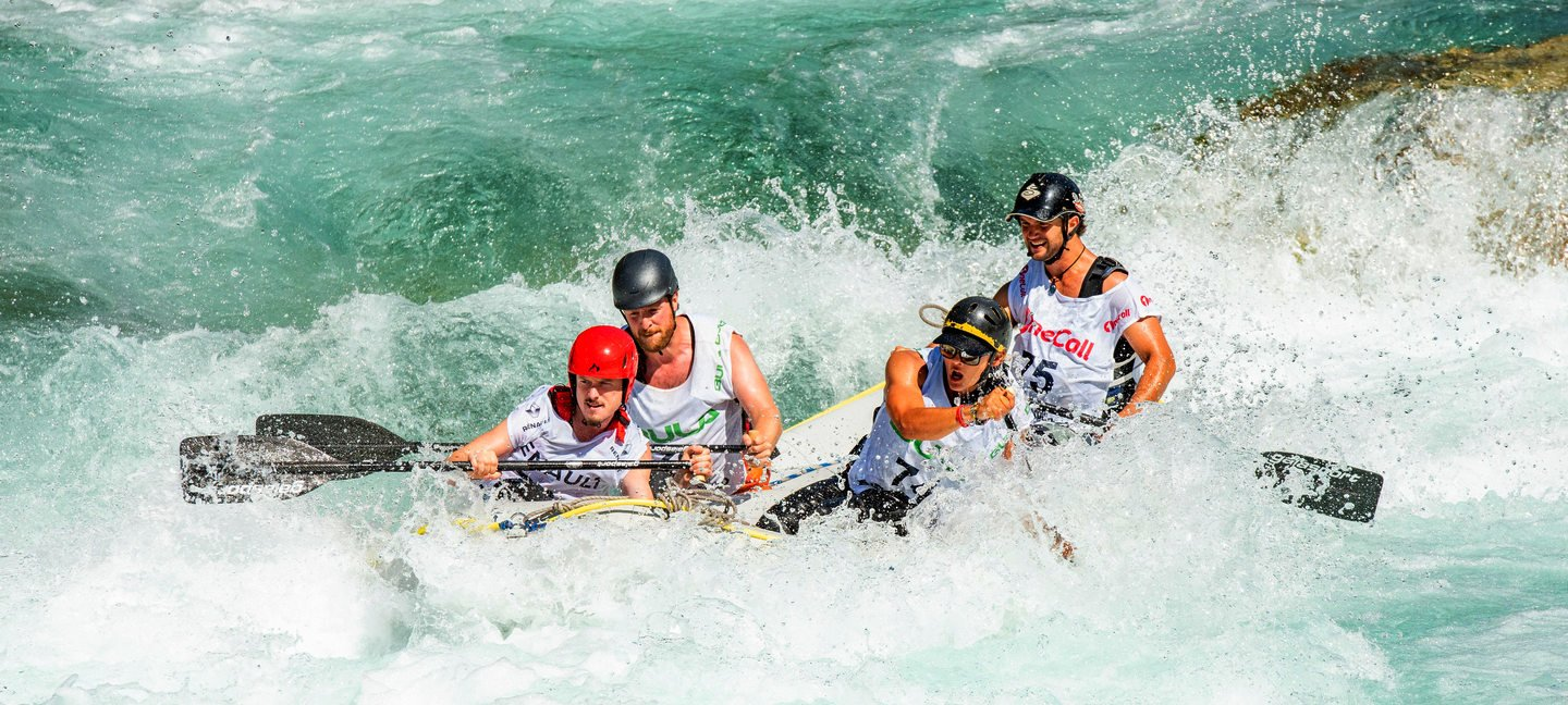 Sea Rafting Offer - Collection