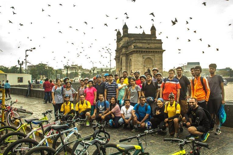 Mumbai Heritage Cycle Ride 2.0 - Tour