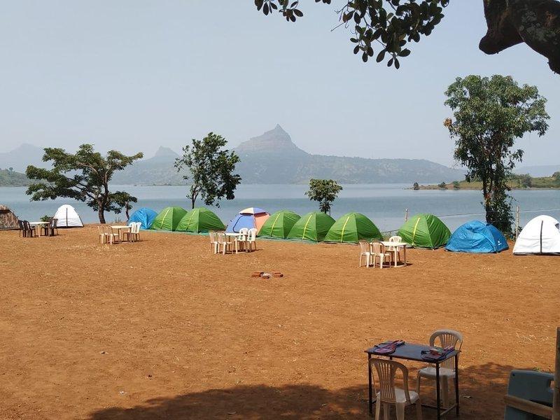 Pawna Lake Side Camping Ex Pune - Tour