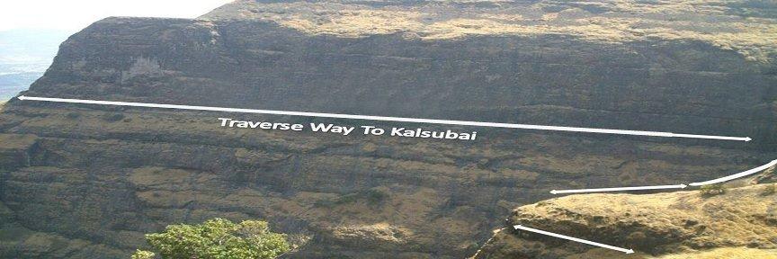 VRangers Kalsubai by Traverse Route - Tour