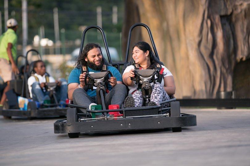 The Five Islands Amusement Park Experience - Tour