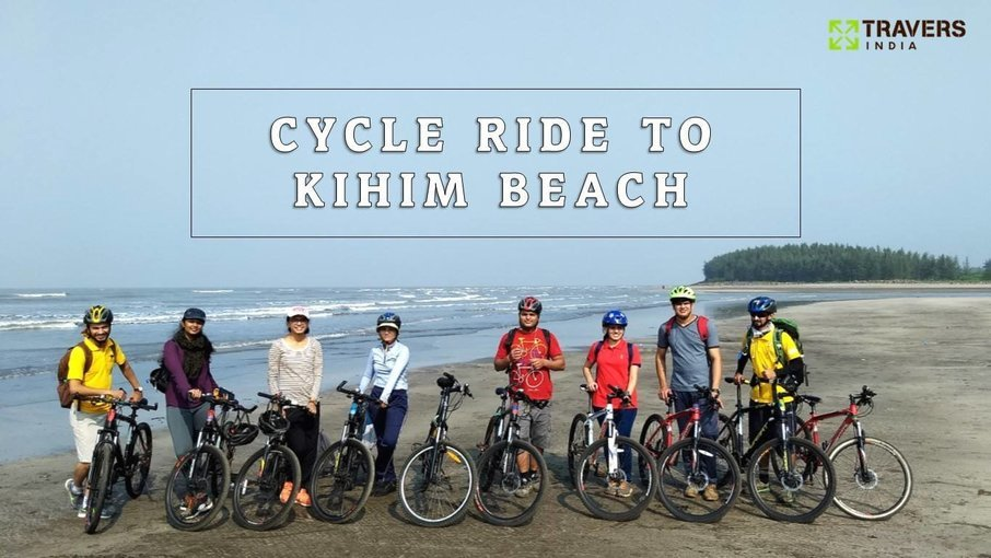 Cycle Ride to Kihim Beach - Tour