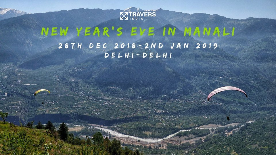 New Year's Eve in Manali (Delhi to Delhi) - Tour